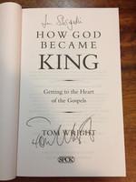 How_god_became_king